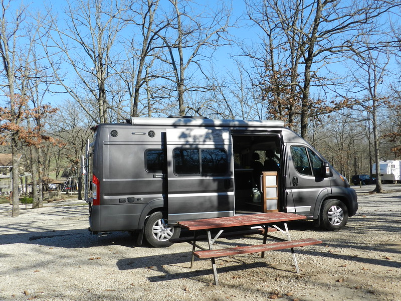 Ozark View Campground, Camdenton, MO