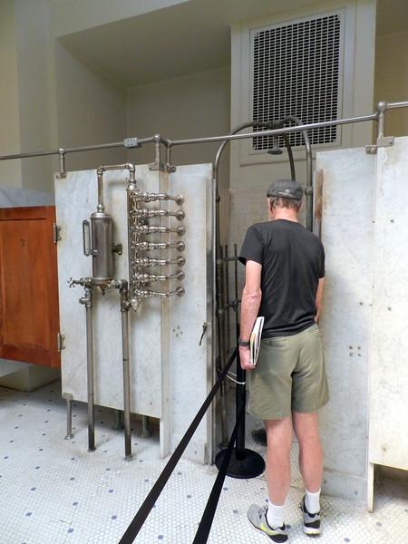 Hot Springs, AR Fordyce Bathhouse tour
