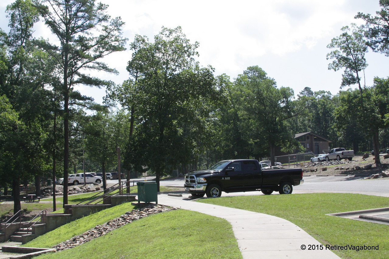 Three Sisters Visitors Center