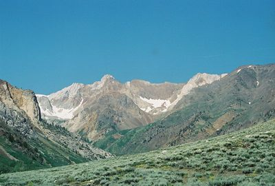 7/7/05 McGee Creek Trail, McGee Canyon. Eastern Sierras, Mono County, CA