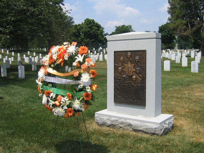 Space Shuttle Challenger Memorial