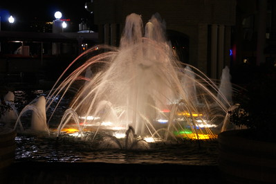 Fountain in Georgetown 2