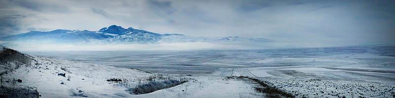 Mt Aragats, Armenia