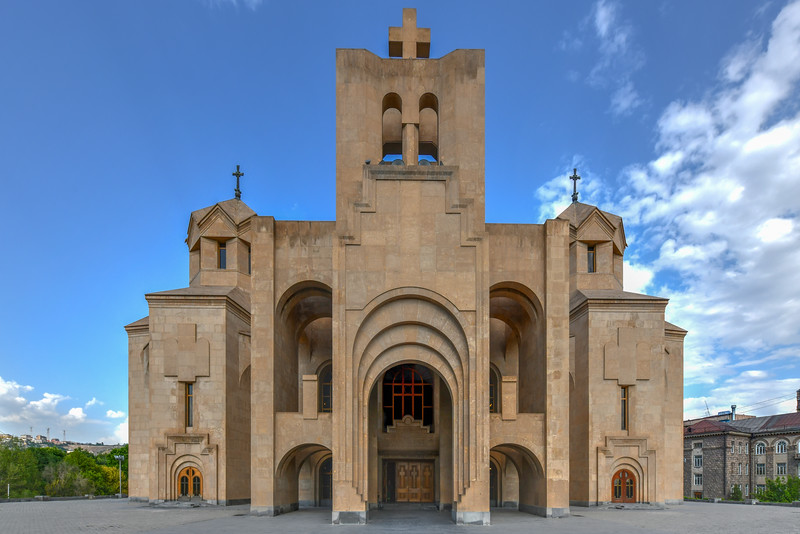 Saint Gregory the Illuminator Cathedral - Yerevan, Armenia
