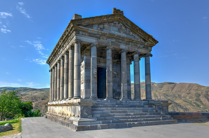 Temple of Garni - Armenia