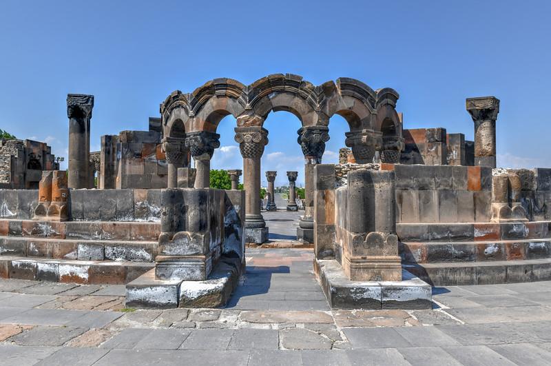 Zvarnots - Armenia