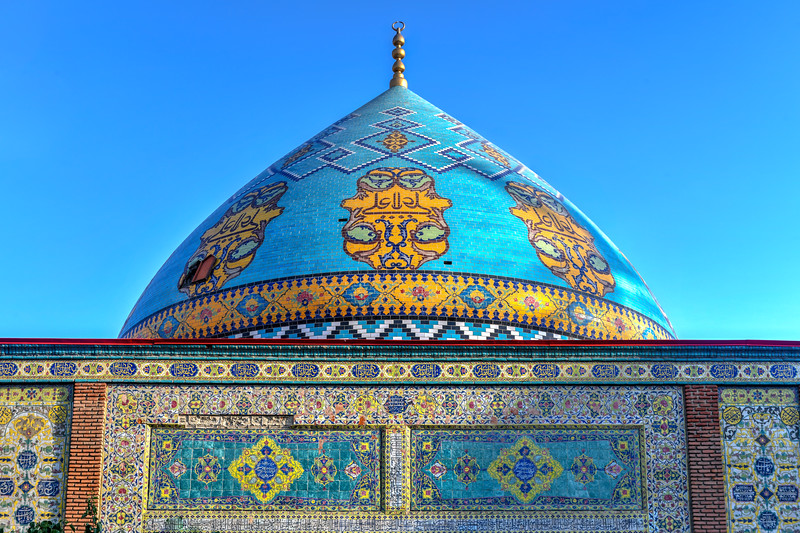 Blue Mosque - Yerevan, Armenia