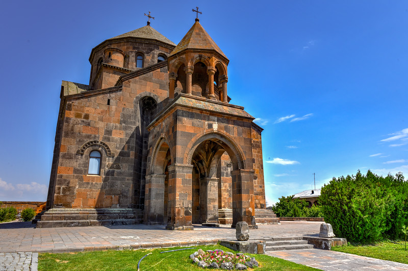 Saint Hripsime Church - Echmiadzin, Armenia
