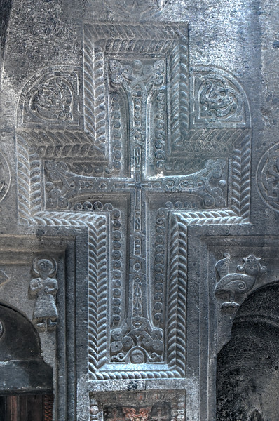 Geghard Monastery - Goght, Armenia