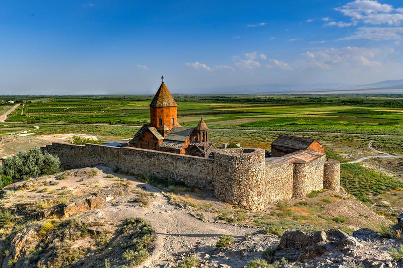 Khor Virap Monastery - Armenia