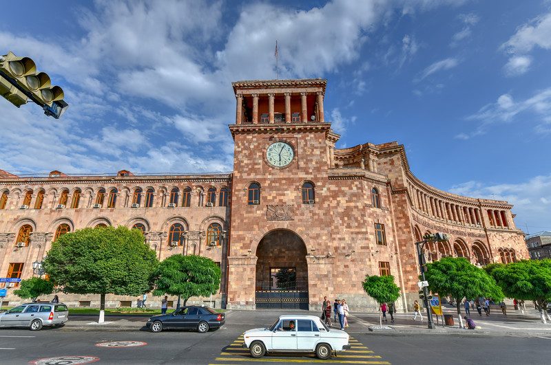 Republic Square - Yerevan, Armenia