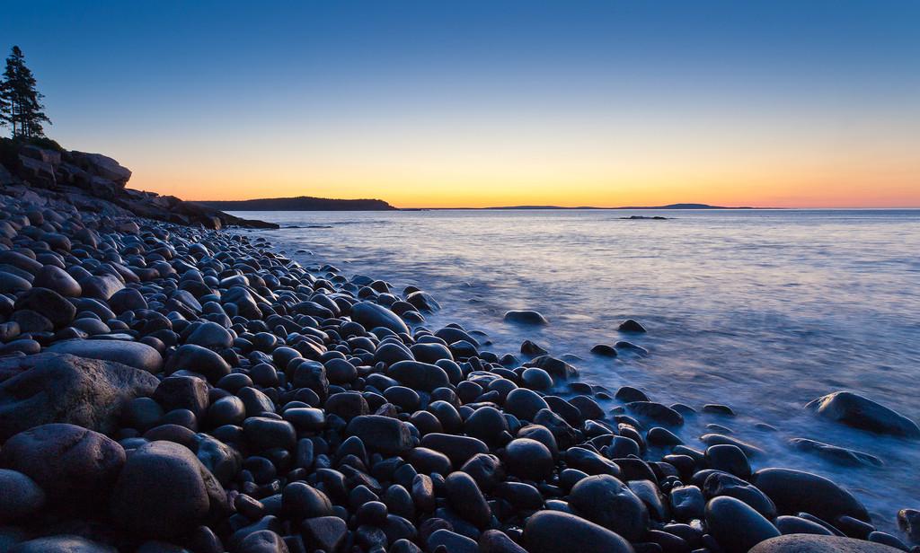 Boulder Beach at Dawn