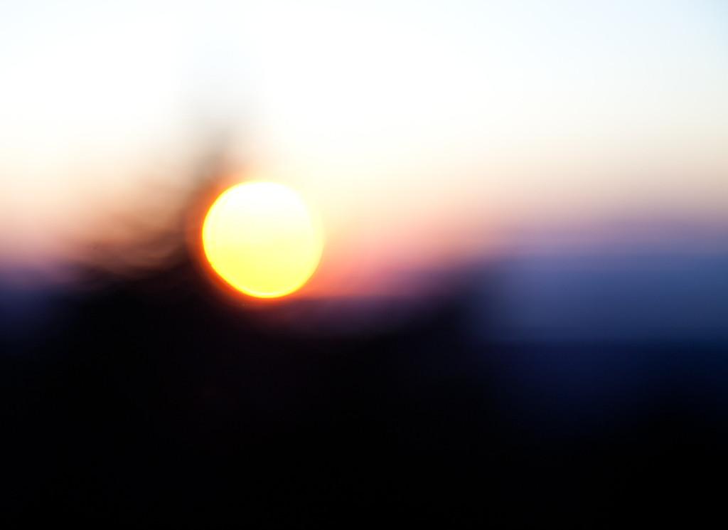 An Acadian Sunset