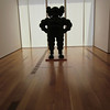 HIgh Museum<br /> <br /> Artist: KAWS: (Brain Donnelly)<br /> Michelin KAWS