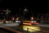 Late night rush