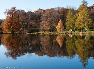 Autumn at Lake Marmo, Morton Arboretum, Lisle