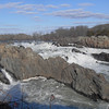 Great Falls,VA in winter 2011.