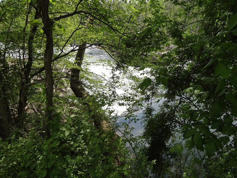Great Falls, VA side.