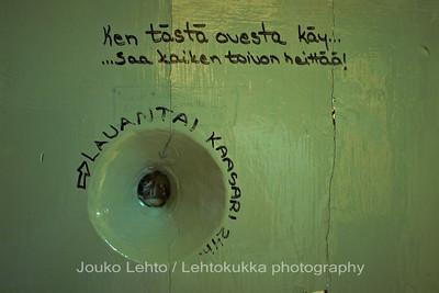 Hämeenlinnan vankilamuseo - Hameenlinna penitentiary museum