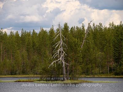 Hossa, Huosiusjärvi