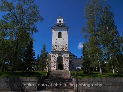 Kuopion kirkko