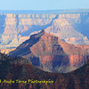 Sunset view at Angel's Gate from Grand Canyon north