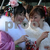 Coming of Age Day 2006 Sasebo, Japan.
