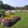 Queen Elizabeth II Sunken Gardens at Jackson Park in Windsor.