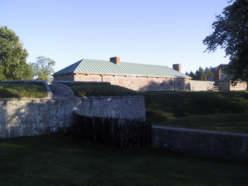 "<a href=""http://www.niagaraparks.com/heritage/forterie.php"">Fort Erie</a>.  It was late in the day and the fort was closed when I got here, so I couldn't go inside."