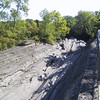 Yet another view along the length of the glacial grooves.