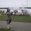 Firing demonstration at Fort Niagara.