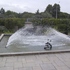 Pool and fountain at the Royal Botanical Gardens
