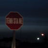 "Blurry photo of a stop sign in <a href=""http://en.wikipedia.org/wiki/Tyendinaga_Mohawk_Territory,_Ontario"">Tyendinaga Mohawk Territory</a>"