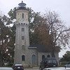 "Lighthouse at <a href=""http://oldfortniagara.org/"">Fort Niagara</a>"