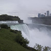 <b>Prologue:</b> I stopped at Niagara falls on the way to Lake Ontario.  The American Falls are in the foreground here, with the Canadian falls and the city of Niagara Falls, Ontario, in the background.