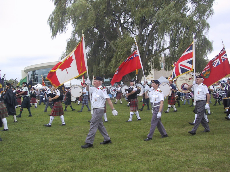"Leaving Trenton in the morning, I came across the <a href=""http://trentonscottishirish.com/v2/"">Trenton Scottish/Irish Festival</a>, including this parade.  I also ate haggis there!"