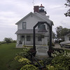 Big Sodus Light.  The museum was closed when I was there.