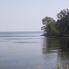 "Looking out over the Bay of Quinte - part of Lake Ontario - from the <a href=""http://www.fom.quinteconservation.ca/"">Massasauga Point Conservation Area</a>"
