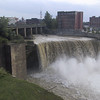 Another view of Upper Falls in Rochester