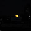 Super moon, March 2011. Looking at Brooklyn.