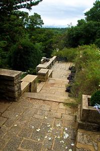 Italian Garden Stairs