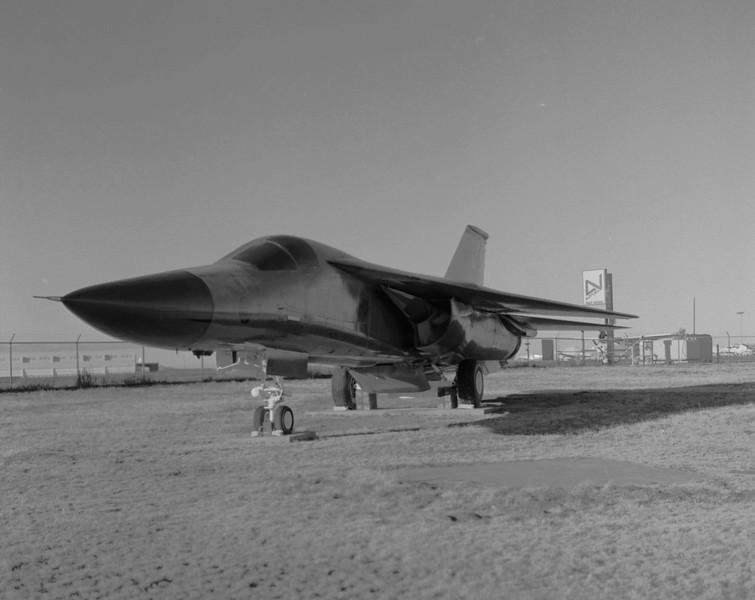 F 111 CC at Santa Fe Airport