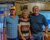 Celebrating at Cook's Fish Barn
