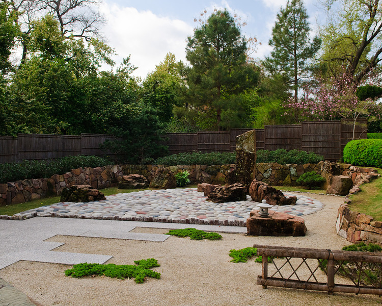 FW Japanese Rock Garden