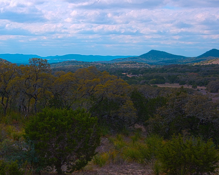 Hill Country HDR 2