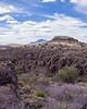 Rocks and Hills Behind Fort Davis