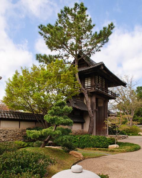 Inside the Japanese Gardens