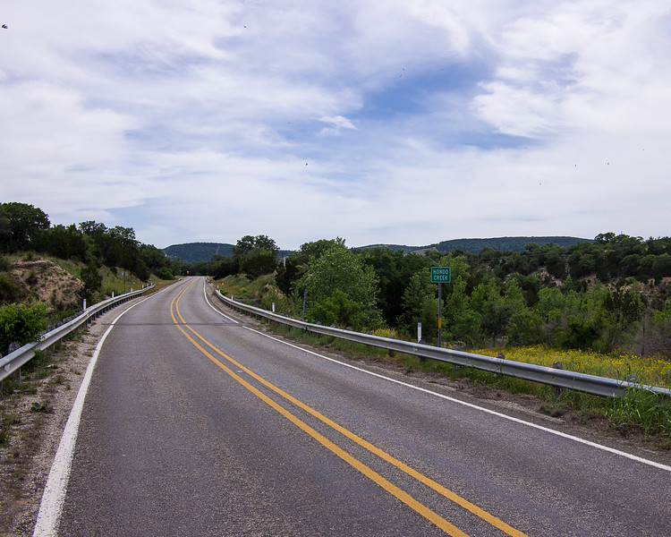 Hill Country Highway