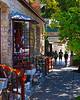 Fredericksburg Street Scene