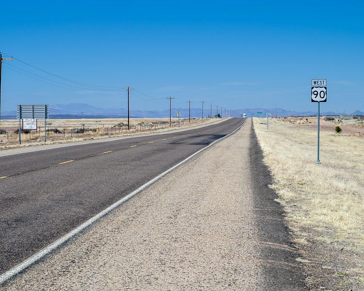US 90 West